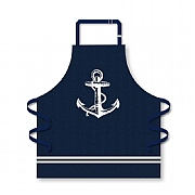 Apron Anchor with Anchor Motif