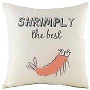 Shrimply the Best' Cushion
