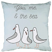 You Me & The Sea' Cushion