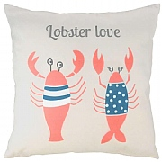 Lobster Love' Cushion