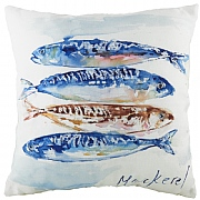 Mackerel Cushion