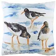 Oystercatchers Cushion