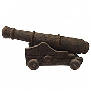 Rust-effect Ship's Cannon