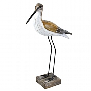 Wooden Seabird, 18in.