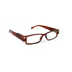 Illuminated Reading Glasses, TORTOISESHELL, +2.50