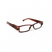 Illuminated Reading Glasses, TORTOISESHELL, +3.00