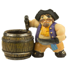 Pirate Crew Pen Pot