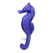 Mini Seahorse Cushion, 16in.