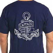 Anchor-style 'Captain' T-Shirt