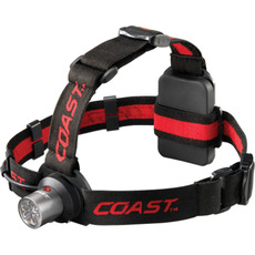 Coast High-Intensity Head Torch