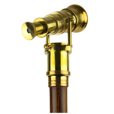 Walking Stick with Telescope, 36in.