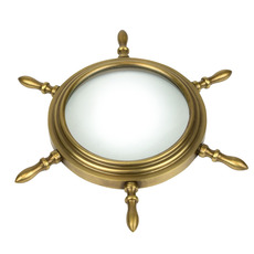 Ship's Wheel Shaped Magnifier