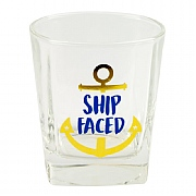 Ship Faced Tumbler