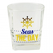 Seas The Day Tumbler