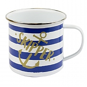 Skipper Tin Mug