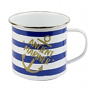 Ancient Mariner Tin Mug