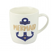 His Mermaid Mug