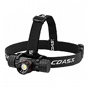 Coast XPH34R Rechargeable Dual Power Head Torch