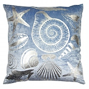 Shells Velvet Cushion