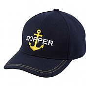 Yachtsman Cap 'Skipper & Anchor'