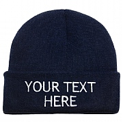 Personalised Beanie Hats