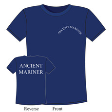 100% Cotton Crew 'Ancient Mariner' T-Shirt
