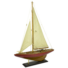 Antique-style Pond Yacht
