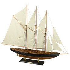 Atlantic Model Yacht, 31in.