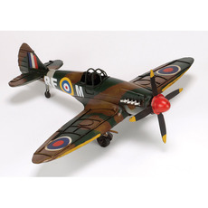 Collectable Classic Metal 1:18 Scale Model of a Spitfire
