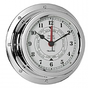 Chrome 'Fitzroy' Tide Clock
