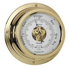 Fitzroy Tarnish-free Barometer with QuickFix System