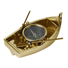 Rowing Boat/Compass