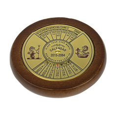 50 year Calendar Paperweight