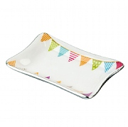 Bunting Coin Dish