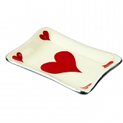 Heart Playing Card Tray