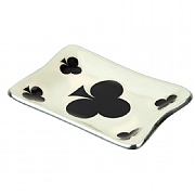 Club Playing Card Tray
