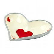 Hearts Playing Card Dish