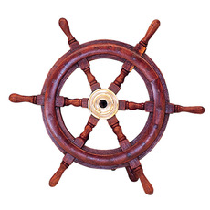 72in. Ship's Wheel