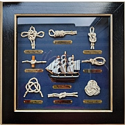 Cutty Sark Sailor's Knotboard