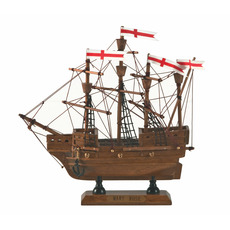 Mary Rose Tribute Model