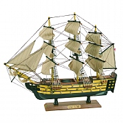 Wooden HMS Victory Model