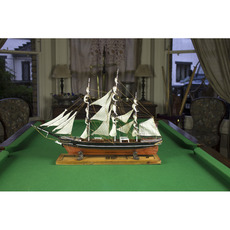 Limited Edition of 200 of the Cutty Sark Model