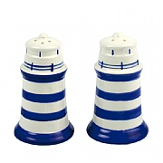 Lighthouse-style Salt and Pepper Pots