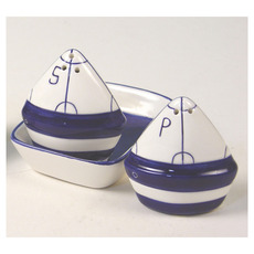 Salt and Pepper Sail Boats