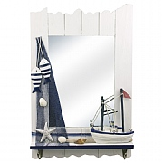 Fishing Boat Mirror