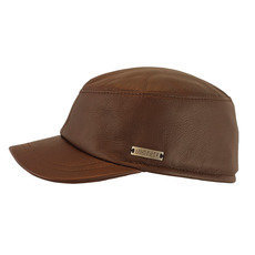 Swedish Elk-hide Flat Cap