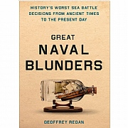 Great Naval Blunders Book by Geoffrey Reagan