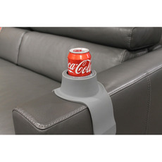 Couch Coaster for Safer Sofa Snifters