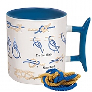 Knots Mug - Practice your Knots with your Morning Cuppa