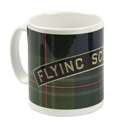 Flying Scotsman Mug & Tea Caddy